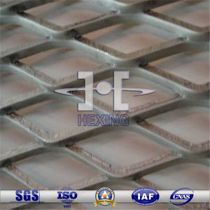 Aluminum Expanded Wire Mesh (0.5-8mm plate thickness)