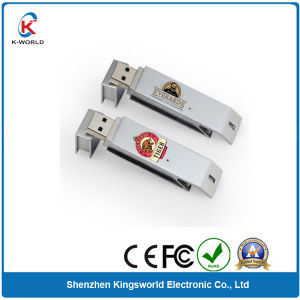 8GB Metal Opener USB with Free Logo Printing