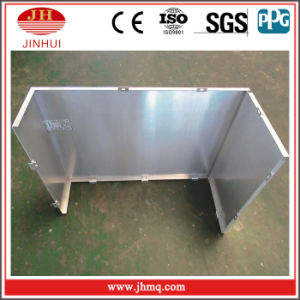 Foshan Manufacturer Wall Cladding Aluminum Panel for Curtain Wall (Jh66-1)