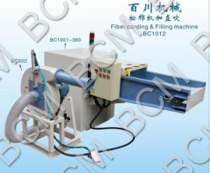 Fiber Carding & Filling Machine Bc1012 pictures & photos