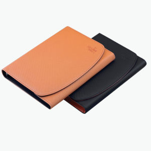 High Quality Fashion Design Leather Notebook (YY-N0120) pictures & photos