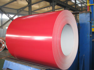 Prepainted Galvanized Steel Coil Use for Roofing