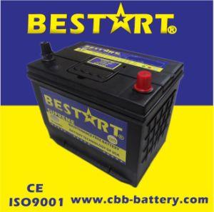 12V50ah Premium Quality Bestart Mf Vehicle Battery JIS 48d26L-Mf pictures & photos