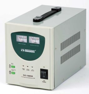 SVC-U (Luxurious Type) AC Voltage Stabilizer (AVR) 1kVA pictures & photos