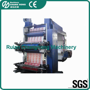 Paper Flexo Printing Machine (CH884 series) pictures & photos