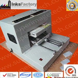 6 Colors A3 LED UV Flat-Bed Printers (CMYKWW) pictures & photos