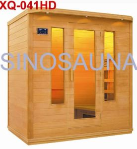 Infrared Sauna Warming Cabin for SPA (XQ-041HD)