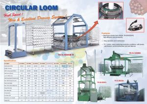 Circular Loom pictures & photos