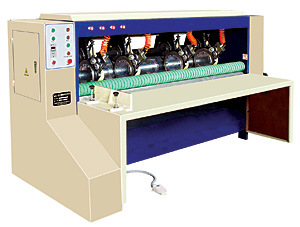 Thin Blade Paper Cutting&Lining Machine