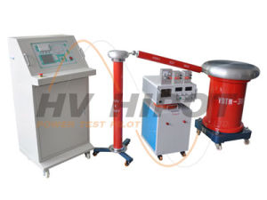 Partial Discharge Test System for cable, PT pictures & photos