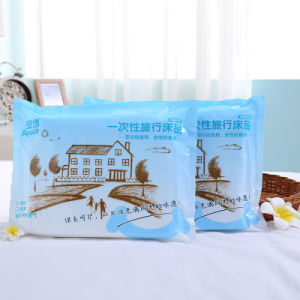 High Quality Non-Woven Fabric Disposable Bed Linen pictures & photos