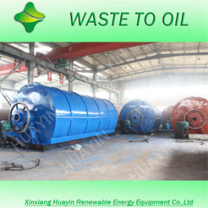 Waste Tyre Recycling Plant (HY-10)