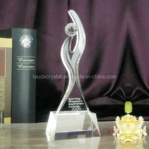 2014 New Design Lauda Crystal Trophy Ldc-125