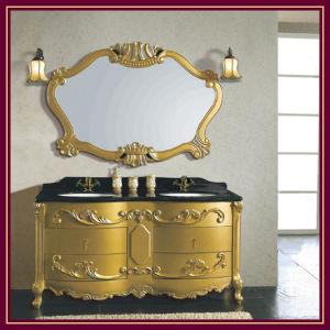 Vanity Unit, Wood Bathroom Furniture Cabin (K8016)