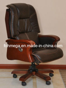 Funtional Recliner Leather Executive Reclining Office Chair (FOH-B93) pictures & photos