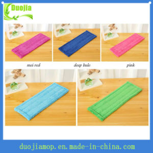 Cheapest Cleaning Tool Iron Handle Flat Microfiber Mop pictures & photos