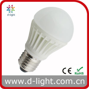 A55 5W E27 Ceramic Global LED Lamp