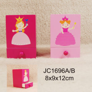 En71 ASTM Standard Cute Princess Design Pen Holder for Kids Room Decoration pictures & photos