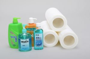 Low Gel High Cleanness PE Film for Shipping Label pictures & photos