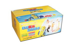 Custom Packaging for Kids Toy Carton