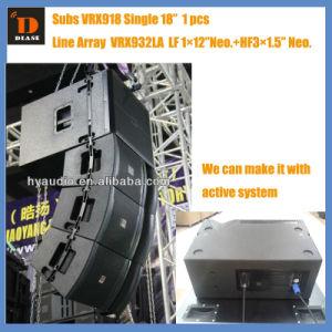 Vrx932la Active Line Array Speaker Two- Way Line Array Speaker pictures & photos