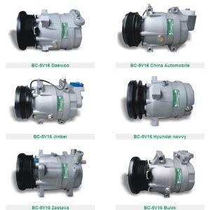 Auto A/C Compressor (5V16 Series) pictures & photos