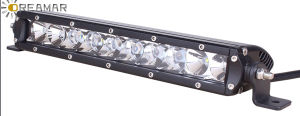 8inch 50W Pi68 Single Row LED Light Bar for 4X4 Offroad pictures & photos