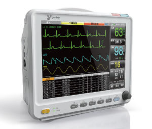 Medical Equipment Portable Multi-Parameter Patient Monitor pictures & photos