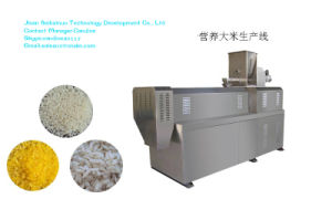 2014 New Enriched Artificial Rice Making Machine/Processing Line pictures & photos
