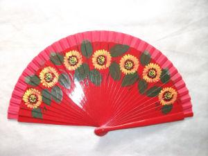 Wooden Hand Fan Spanish Folding Fan