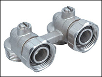 Nickle Plated Heating Valves for Hot Water pictures & photos