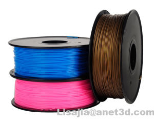 Anycubic 3D Printer Filament ABS 1.75mm, 1kg Plastic Rubber Consumables Material with 21 Kinds Colours Supply You Choose pictures & photos