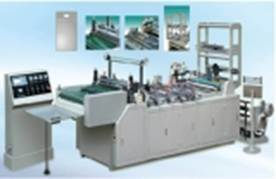 Soft Handle Bag Making Machine pictures & photos