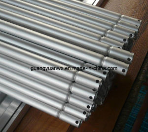 Anodized Aluminum Round Tube/Pipe 6061 T5 T6 for Decoration pictures & photos