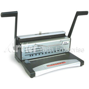 Double Wire Binding Machine (YD-WM760) pictures & photos