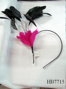 Flower Hair Band (HB7715)