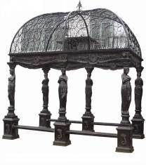 Cast Iron Gazebo (XY020)