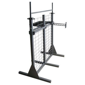 Multifunction Metal Storage Rack with Meshs pictures & photos
