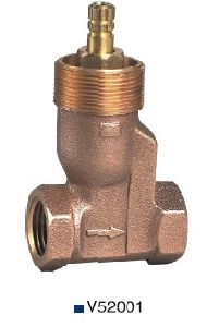 Bronze Stop Valve (V52001) pictures & photos