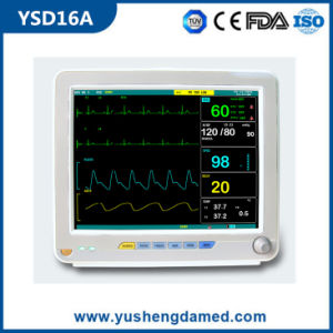 High Quality Medical Instrument Multi-Parameter Patient Monitor pictures & photos