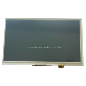 7 Inch TFT LCD Screen with Resistive Touch Screen Ce Certificate pictures & photos