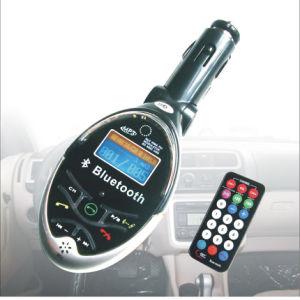 Bluetooth Car MP3 KW168A