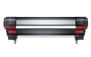Crystaljet Solvent Printer (S5303 II SPT510_2C)