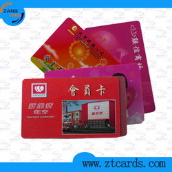 ISO 125 KHz Contactless Cards (t5577/5567/hitag/em4550etc)