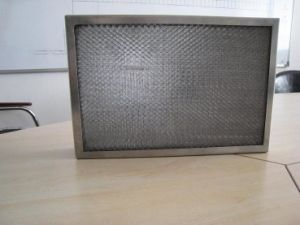 Aluminum Honeycomb Structure Products -Rectifying Panel For Cross Air Blow System Of Spinning Machine