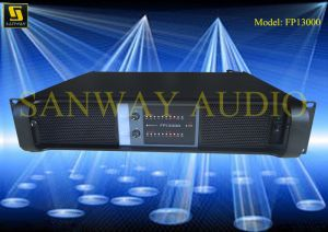 Sanway Audio 4400W Sound Amplifier (FP13000) pictures & photos