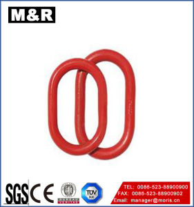 Wire Rope Chain Sling Fittings Master Link pictures & photos
