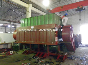 Heavy-Duty Plastic Shredder-Wt66400 of Recycling Machine with Ce pictures & photos