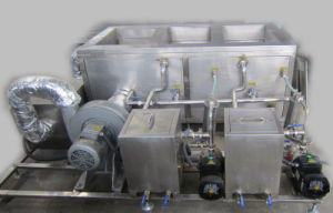 Multi-Tanks Ultrasonic Cleaner Machine (BK-3600) pictures & photos