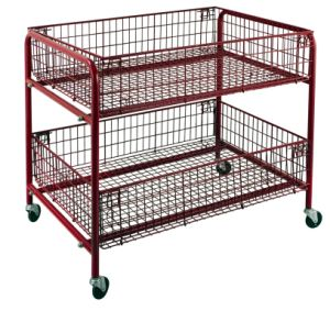 Promotion Carts/Supermarket Display Rack/Storage Display Rack